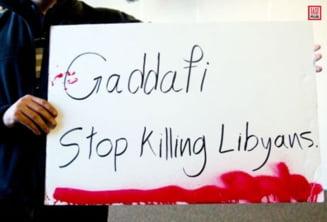 Razboi in Libia: SUA taie, de luni, liniile de alimentare folosite de fortele lui Gaddafi