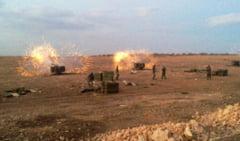 Razboi in Siria: Rusia anunta ca a bombardat zeci de obiective apartinand Statului Islamic