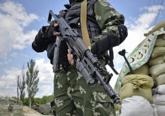 Razboi in Ucraina: Armistitiu incheiat intre Kiev si separatisti - UPDATE