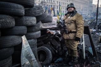 "Razboi in Ucraina: Parlamentul de la Kiev ar putea declara, marti, Rusia drept ""stat agresor"""