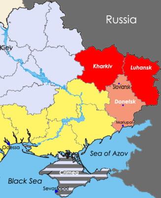 Razboi in Ucraina Consilier al lui Porosenko: Nu vrem sa inghetam conflictul cu Rusia