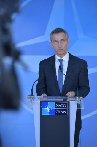 Razboi in Ucraina NATO acuza Rusia pentru violentele din Mariupol: Ce spune Putin e o prostie