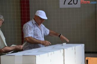 Referendum 2012: Votul romanilor din strainatate la referendum s-a incheiat