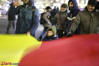 Reuters: Aceasta este urmatoarea generatie de protestatari din Romania! Parintii lor l-au rasturnat pe Ceausescu