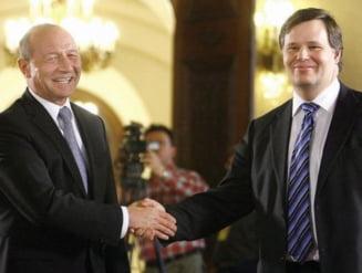Revista presei: Basescu, intim cu FMI