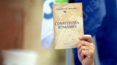 Revizuirea Constitutiei: 10 ONG-uri, scrisoare de nemultumire catre Antonescu
