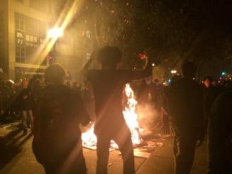 Revolta in America: Confruntari intre politie si manifestanti