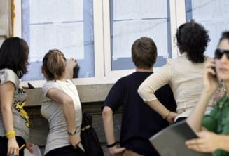 Rezultate Bac 2012: In 54 de licee, niciun elev nu a luat Bacalaureatul