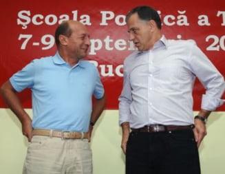 Rezultate alegeri CSOP: Basescu - 33,4%, Geoana - 30,1%