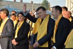 Rezultate alegeri europarlamentare: Reactiile liderilor PNL din tara: nu se vrea demisia lui Antonescu