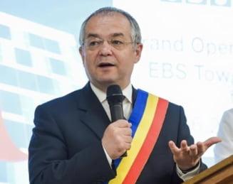 Rezultate alegeri locale 2016: La Cluj, Emil Boc castiga fara probleme