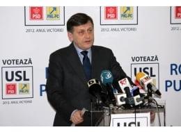 Rezultate alegeri parlamentare 2012: Antonescu: Este victoria impotriva regimului Basescu, Ponta va fi premier