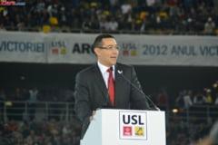 Rezultate alegeri parlamentare 2012: Ponta il bate la scor pe Dan Diaconescu la Tg. Jiu