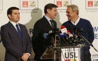 Rezultate alegeri parlamentare 2012: USL castiga detasat, UDMR abia trece pragul - exit-poll