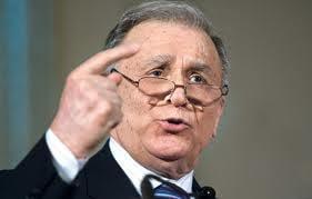 Rezultate europarlamentare Iliescu: E un esec al PNL. Antonescu sa demisioneze