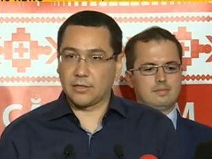 Rezultate europarlamentare Ponta: Sa tratam rezultatele cu modestie si atentie