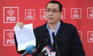 Rezultate partiale: Ponta devine favorit in lupta pentru sefia PSD