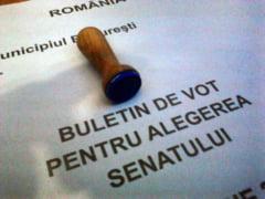Rezultate partiale alegeri parlamentare 2012: USL castiga detasat, la ARD se cer demisii