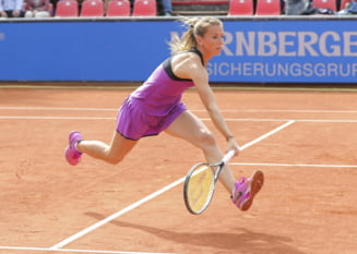 Roland Garros: Cine este Annika Beck, adversara Irinei Begu din turul al treilea