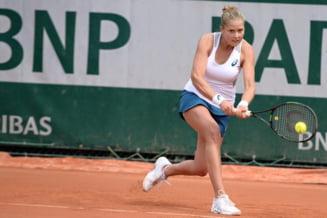 Roland Garros: Cine este Shelby Rogers, adversara Irinei Begu din optimi