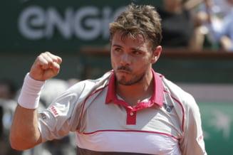 Roland Garros: Stanislas Wawrinka castiga la Paris dupa o finala dramatica in fata lui Novak Djokovici