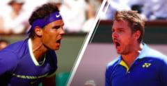 Roland Garros 2017: Avancronica finalei dintre Stan Wawrinka si Rafael Nadal