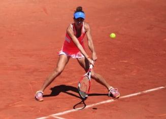 Roland Garros 2018: Mihaela Buzarnescu, invinsa dramatic la dublu-mixt