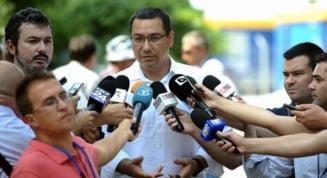 Romania, in recesiune Ponta ii raspunde lui Basescu: Mizerii. Trebuie sa ne orientam spre Asia