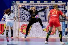 Romania, la Campionatul European de handbal feminin: Cifre spectaculoase pentru Iulia Dumanska