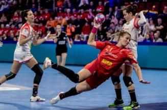 Romania, la Mondialul de handbal feminin: Rezultatele din grupa noastra, clasamentul si programul