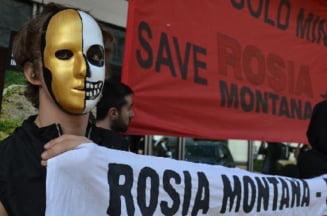 Rosia Montana: Liga studentilor din strainatate se opune ferm si cere referendum