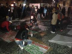 Rosia Montana: Protestatarii schimba foaia - ce au pregatit pentru duminica (Video)