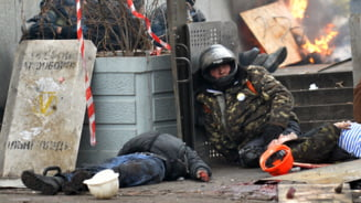 Russia Today: Lunetistii din Kiev, angajati de liderii protestelor din EuroMaidan (Video)