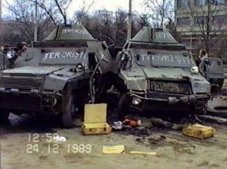 Sa ne amintim: Ambuscada de la Ministerul Apararii a trupelor USLA (I)