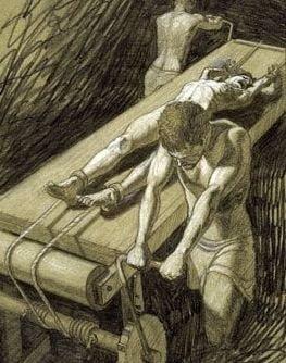 Sa ne amintim: Tortura in Evul Mediu