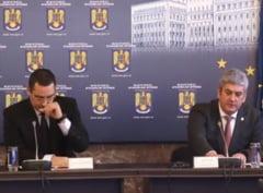 Salarii majorate pentru demnitari Oprea il acuza de minciuna pe Ponta: Ideea a fost a lui!