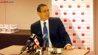 Scandalul carnii de cal Ponta: Daca gasim ceva ilegal, nu ascundem sub pres