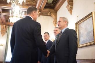 Scandalul dezinfectantilor Dragnea ii cere lui Iohannis sa convoace CSAT