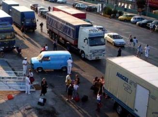 Schengen: Politicienii isi apara coruptii, transportatorii platesc