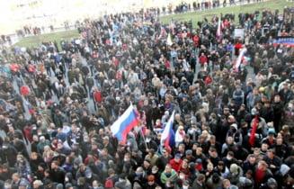 Separatism in Ucraina: O noua republica pe harta tarii