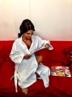 Sexy pana in maduva oaselor: Ilinca Vandici (Galerie foto)