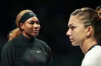 Simona Halep - Serena Williams, la US Open: Romanca, o singura victorie cu americanca