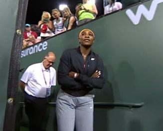 Simona Halep, in finala Indian Wells: Coincidenta stranie in cazul retragerii Serenei Williams