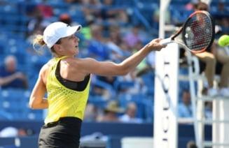 Simona Halep, in finala de la Cincinnati: Iata ora de start a meciului cu Garbine Muguruza