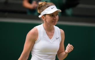 Simona Halep, in sferturi la Wimbledon: Iata ora de start a meciului cu Shuai Zhang