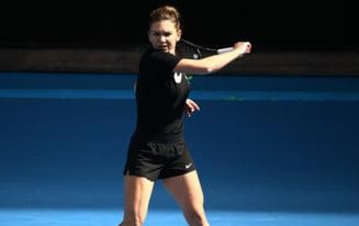 Simona Halep, la Adelaide: Iata ora de start a meciului de marti