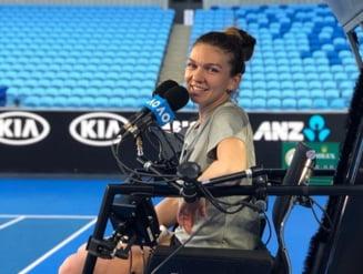 Simona Halep, la Dubai: Iata ora de start a meciului cu Eugenie Bouchard