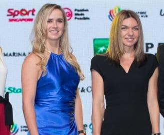 Simona Halep, la Turneul Campioanelor: Iata ora de start a meciului decisiv cu Elina Svitolina