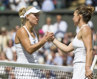 Simona Halep, la Turneul Campioanelor: Ora de start a meciului cu Angelique Kerber
