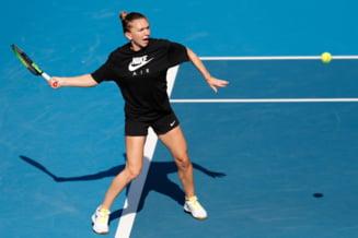 Simona Halep la Australian Open: Iata ora de start a meciului cu Brady